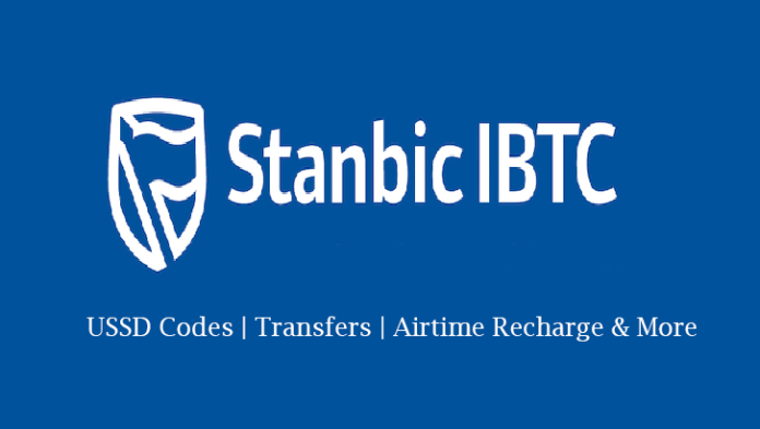 Stanbic IBTC USSD codes | Transfers | Airtime recharge and more