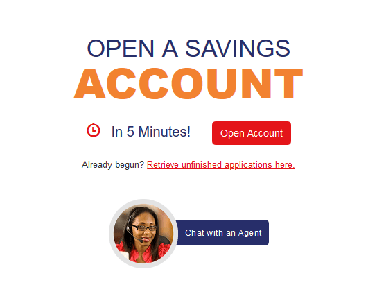 Access bank online account opening portal
