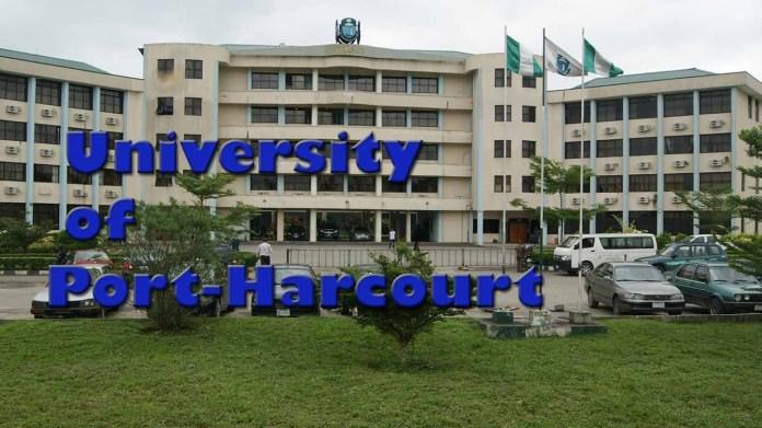 University of Port-Harcourt senate building
