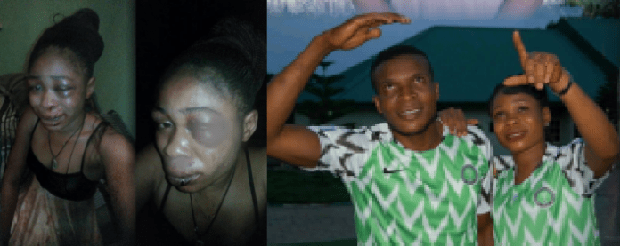 Man beats up Wife mercilessly For Allegedly Refusing To Abort Pregnancy