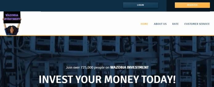 Wazobia cash register