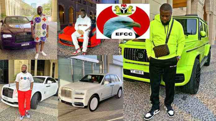 Nigeria's most-wanted hacker, Hushpuppi, has a case with us  - EFCC says