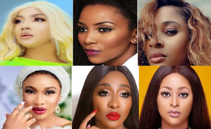 Top Ten Most Beautiful Actresses In Nigeria Today