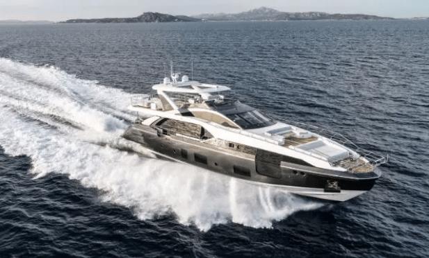 Cristiano Ronaldo has acquired a new yacht, Azimut Grande