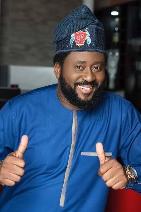 Desmond Elliot is one of the most handsome actors in Nigeria
