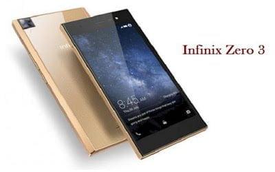 Infinix Zero 3