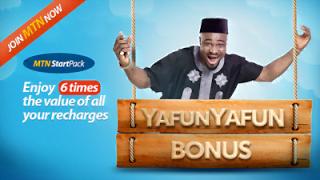 Do You Know : MTN StartPack? Enjoy 500% Bonus on Every Recharge