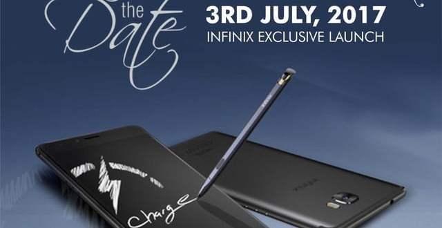 Infinix Note 4 Confirmed: Issa X- Pen!
