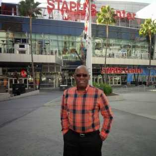 ooooo4 Kenny Ogungbe And Dayo Adeneye At The Staples Centre For The Grammys [Photo]