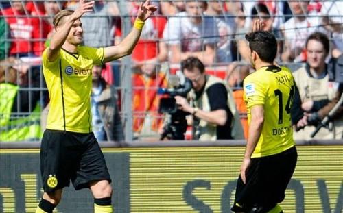 392663hp2 500x311 [Video] Borussia Dortmund 4   2 Mainz [Bundesliga] Highlights