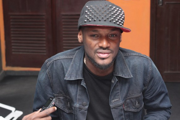 2face My Biggest Influence In Music Is Bob Marley – Tuface Idibia [+Video]