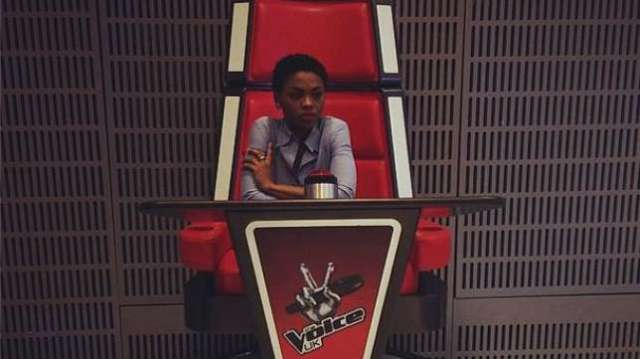 Chidinma the voice nigeria I Wants The Voice To Be Launched In Nigeria   Chidinma