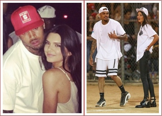 chris1 Chris Brown Dating Kendall Jenner? + Karrueche Confirms Break Up With Chris