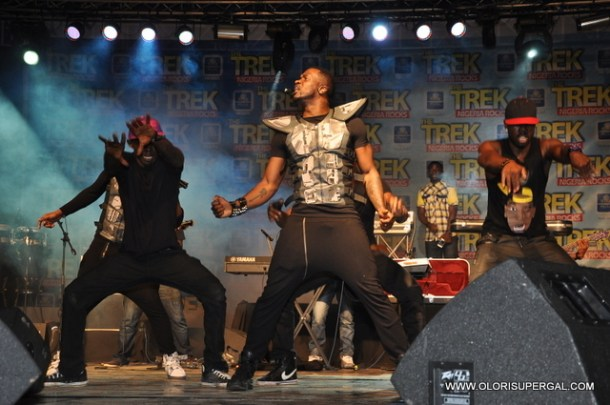 PSquare performing at the Star Music Trek Festac concertJPG WOW!! Psquare Record 30 Million Views On Youtube For Personally Video