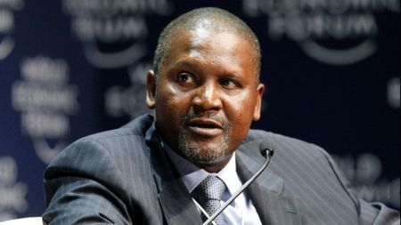 dangote Aliko Dangote Named 2nd Most Powerful African