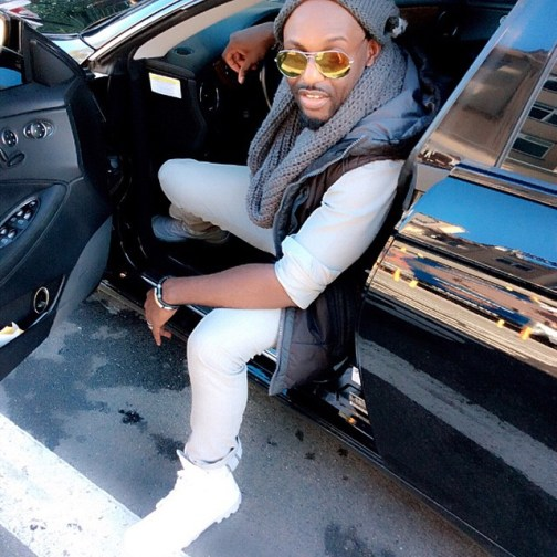 Jim Iyke 1 Jim Iyke Explains How He Survived Car Accident In The US