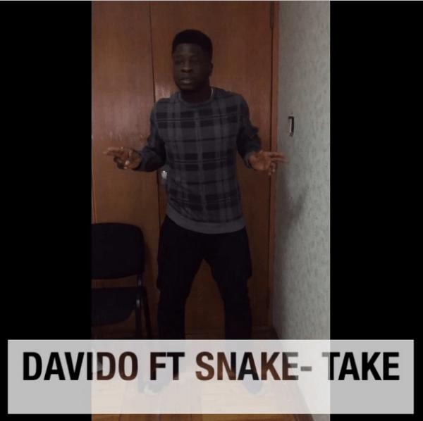 Davido Dance