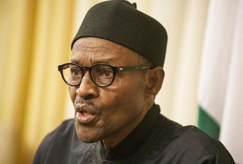 Image result for Corrupt leaders won't escape jail, Says Buhari