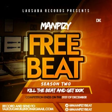 Manpizy Kill The Beat Artwork