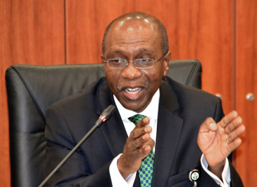 Why I Cry Whenever I'm Abroad For Official Assignment – CBN Governor