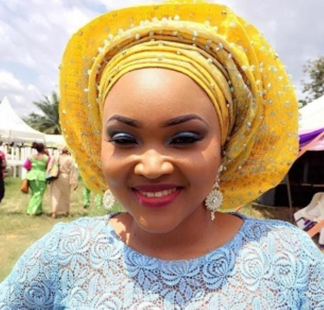 Image result for Mercy Aigbe's father