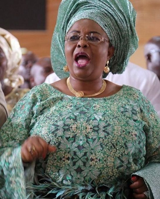 Image result for Patience Jonathan Claims Ownership of $31.4 million Frozen In Bank Accounts