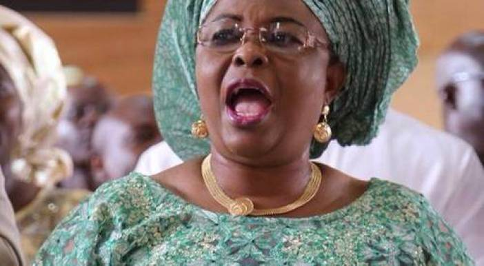 Patience jona 1 - Acme Of Corruption:- EFCC Traces N2.1billion To Patience's Dead Mother's Account