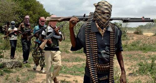 White Man Arrested In Sambisa Forest As Military Push To Destroy Boko Haram (Read)