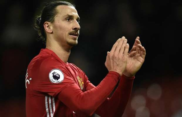 I Can Play Till I Am 50-Years Old - Manchester United Striker Ibrahimovic Reveals