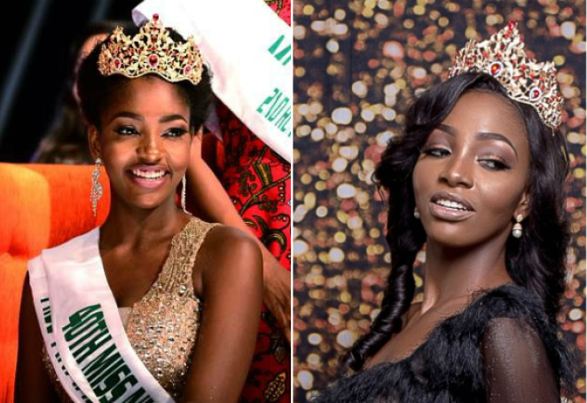 miss - 22 Yr-Old Miss Nigeria Wants All Rapists To Be Jailed For Life