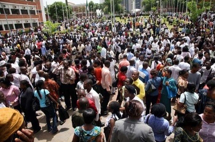 unemployed youths 2 700x462 - Kaduna Declaration Is Just A Reaction – Katsina Governor Says