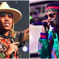 Starboy!! Wizkid Has Songs Recorded With Popular US Artist Future Yet To Be Released [VIDEO]