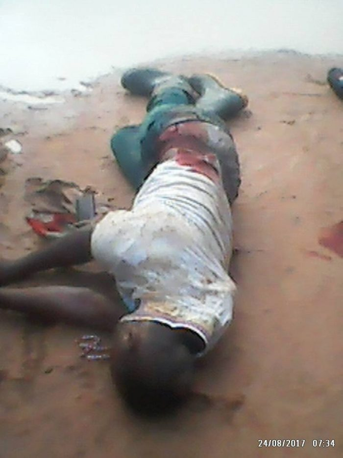 4 55 700x933 - IPOB Member Killed During Military Invasion In Abia Finally Laid To Rest (Graphic Photos)