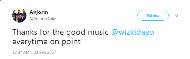 """5 3 - Celebrities & Fans React To Wizkid's """"Everytime"""" Collaboration With Future (See Reactions)"""