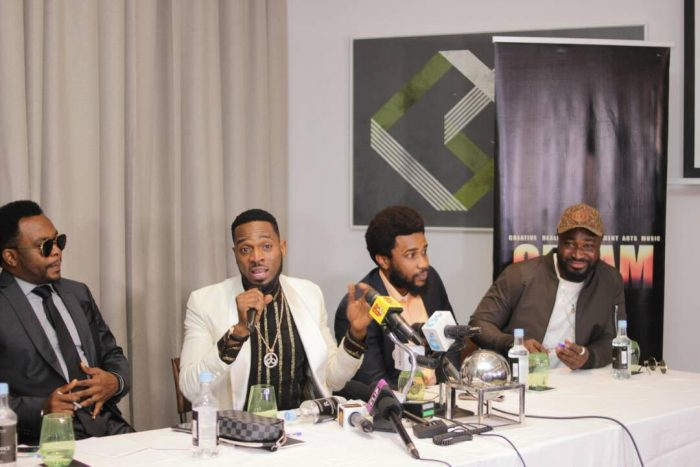 CREAM20 700x467 - D'banj Gives Out Million In Naira To Winners As Cream Platform Celebrates 1 Year Anniversary (See Photos)