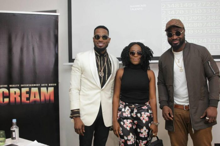 CREAM9 700x467 - D'banj Gives Out Million In Naira To Winners As Cream Platform Celebrates 1 Year Anniversary (See Photos)