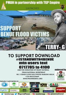 I Stand With Benue2