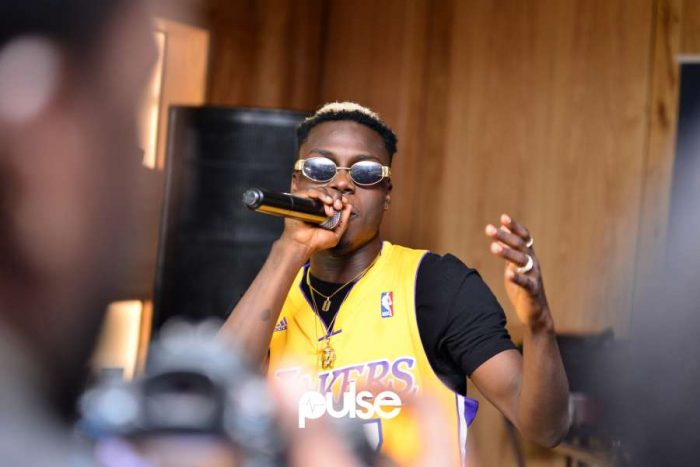 Industry Nite Special with 9ice and the Shuga band 15  700x467 - Interesting:- Watch This Video Showing How Junior Boy Irapada Killed His International Tour (Dubai & Kenya)
