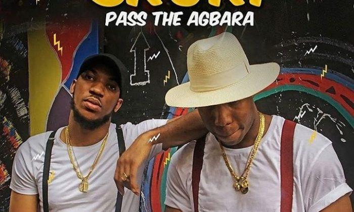 "Skuki – Pass The Agbara 720x431 700x419 - ""Ogun Kee You,"" Pass The Agbara Singer, Skuki Peeshaun Tells A Follower Who Wants Him To Stop Wearing His ""Expensive"" Jacket"