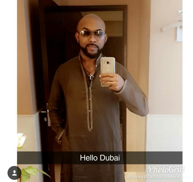 """banky w - """"Stop Fighting And Get A Dog"""" Banky W Has A Message For The Psquare Brothers"""