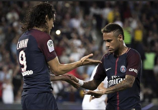 cav - Ligue 1!! Neymar Finally Addresses 'Fall Out' With Cavani