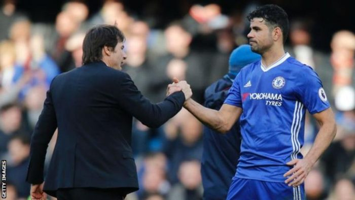 costa 4 700x394 - BREAKING!! Atletico Madrid Complete Signing Of Chelsea Striker Costa…