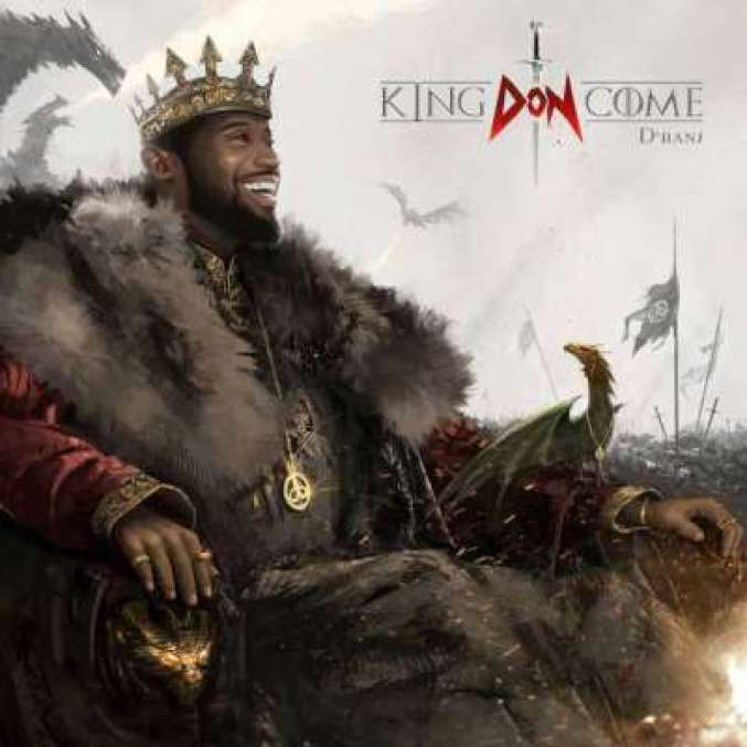 dbanj - Naijaloaded Top 7 Favourite Nigerian Album Covers Of 2017