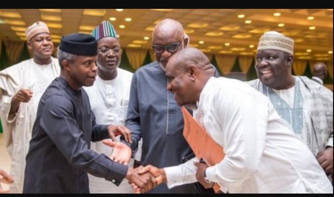fg and state - Hand Over The Federal Roads To Us – Governors Of 36 States Ask Federal Government