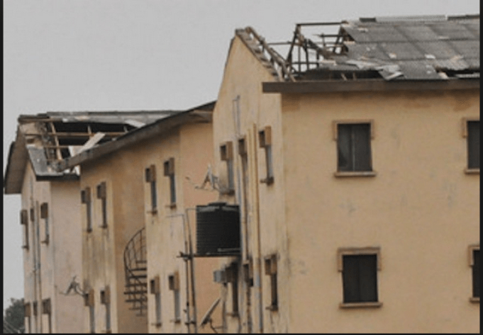 house - Lagos Landlady Landed In Jail For Removing Tenant's Roof Over Rent