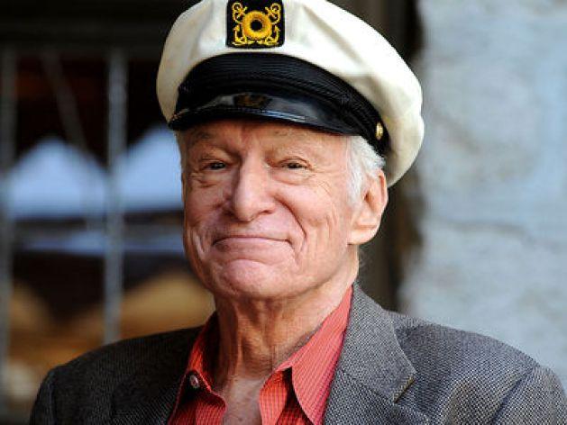 playboy - RIP!! Founder Of Playboy Mansion, HUGH HEFNER Is Dead, He Died At 91