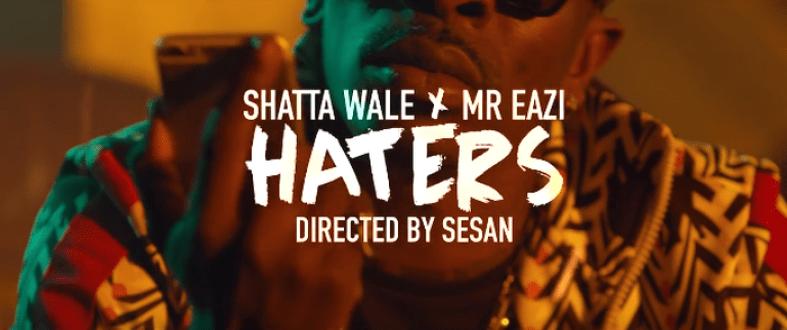 shatta 700x294 - [Video] Shatta Wale x Mr Eazi – Haters
