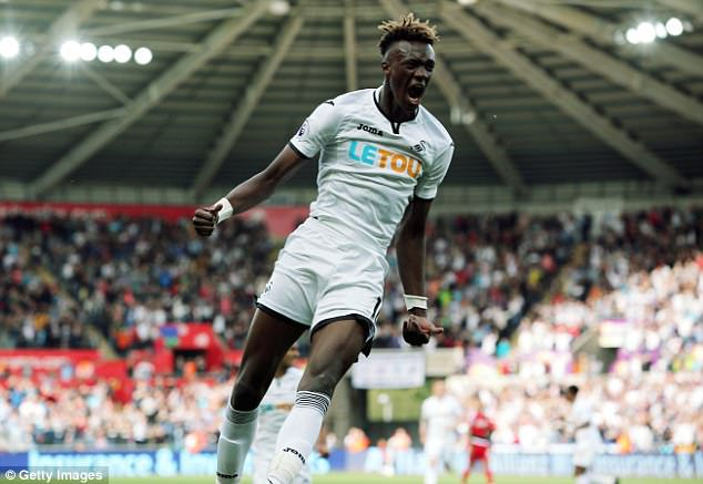 tammy 3 - SAD!! Tammy Abraham Gets England Call-up After Snubbing Rohr & Super Eagles