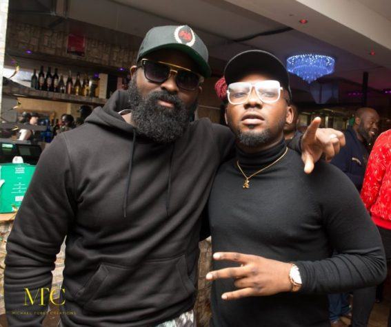 IMG 20171012 WA0019 700x585 - EXCLUSIVE: Photos From Ace Producer, Mystro And UK Djs Meet & Greet