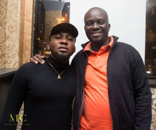 IMG 20171012 WA0022 700x582 - EXCLUSIVE: Photos From Ace Producer, Mystro And UK Djs Meet & Greet